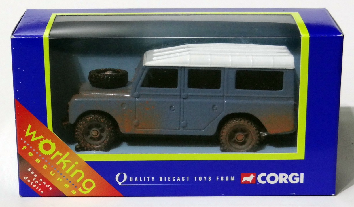 Corgi Classics Working Features Collection